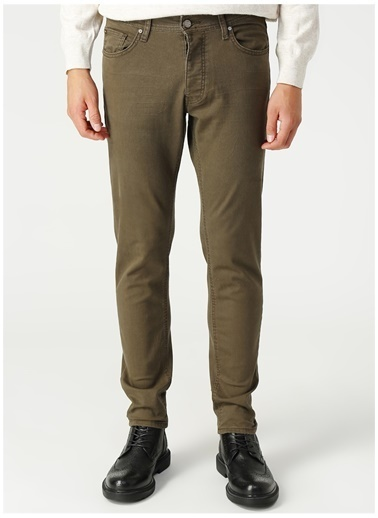 Loft Pantolon Yeşil